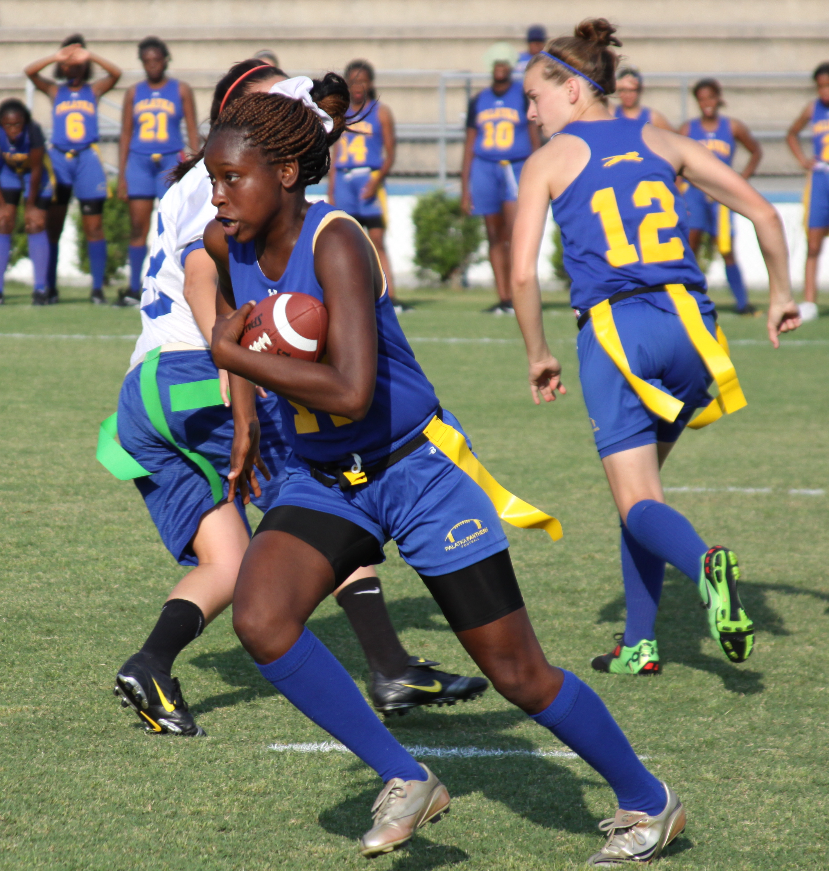 Parents Praise Panther Flag Football As Phs Loses A Squeaker News