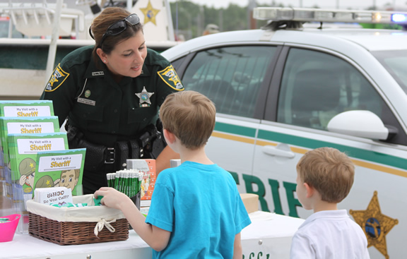 Touch-a-Truck Event Draws Local Kids - News
