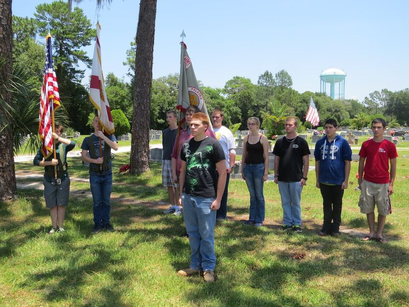 PHS JROTC Flags Blog 3