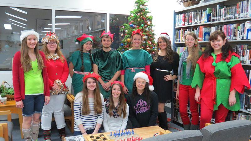 IHS Christmas Blog 2